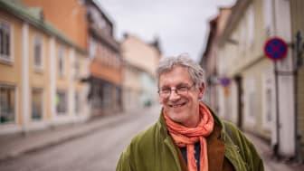 Peter Ekström gästar Lindesbergs Konstförening digitalt. Foto: Rolf Karlsson Bildmakarna Media