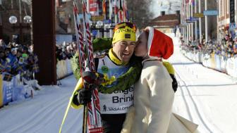 Jörgen Brink vann Vasaloppet 2012