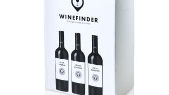 Winefinders vinlåda