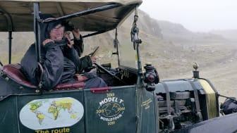 Ford Model T på jordomrejse - 1