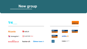 TX Group, Ringier, laMobilière et General Atlantic créent une joint-venture dans le domaine des places de marché numériques