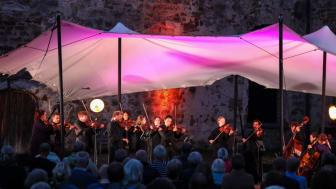 Camerata Nordica är Kalmar Läns Musikstiftelses egen kammarorkester.