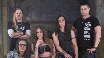 Metalite från Stockholm är ett av årets NEMIS-band på Sweden Rock Festival.