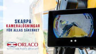 Skarpa kameralösningar för allas säkerhet