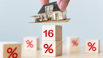 Gerade größere Investitionen ins Eigenheim können sich dank der Mehrwertsteuersenkung nun lohnen.
