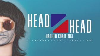 Årets stora barberarutmaning - en 100% covid-19 säker barberartävling på klipphuvud!