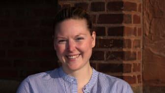 Emma Wetterstrand, ny gruppchef och projektledare Forsen Malmö.