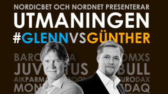 Glenn Strömberg utmanar Günther Mårder