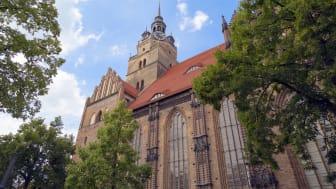 Die größte Orgel des Landes Brandenburg steht in Brandenburg/Havel in der St. Katharinenkirche. Foto: TMB-Fotoarchiv/Steffen Lehmann.