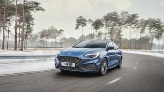 Nu uppdateras Fords populära Focus-familj med en ny Focus ST, utvecklad av Ford Performance.