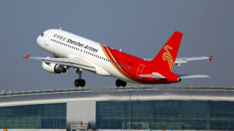 Shenzhen Airlines has selected Cobham's AVIATOR 300D system for its Airbus A320 fleet