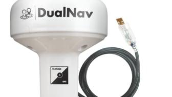 Digital Yacht launch GPS150 USB DualNav GPS/GLONASS sensor for PCs and MACs