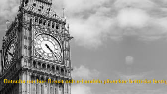 Brexit och e-handel påverkar brittisk fastighetsmarknad