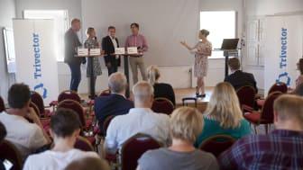 Trivector bjuder på en fullspäckad dag i Almedalen den 5 juli, med seminarier och paneldiskussioner. Foto: Stig Hammarstedt.