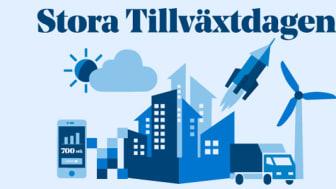 Pressinbjudan: Offentligt kapital lyfts på Stora Tillväxtdagen i Umeå