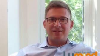 Hampus Hillerstrom, President och CEO för LuMind IDSC