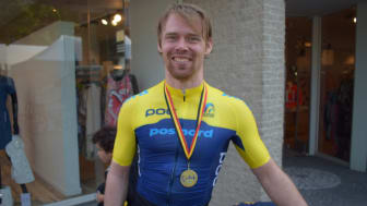 Rickard Nilsson, brons, UCI Para-Cycling World Cup, Oostende (BE)