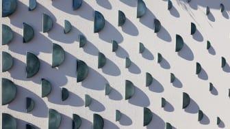 Ny konstnärlig gestaltning på Nya Stadens torg i Lidköping