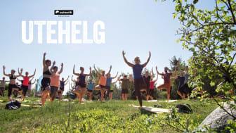 Outdoorjätte går in som huvudsponsor för friluftsfestivalen Utehelg