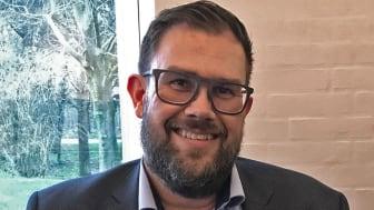 Thomas Axelsen er udpeget i den nyoprettede stilling som digitaliseringschef hos Lindab. I stillingen skal han være med til at drive virksomhedens digitale udvikling.