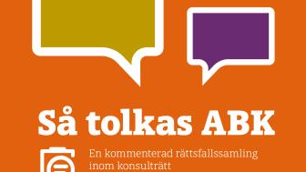 Ny bok om tolkningen av ABK