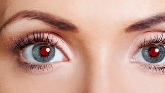 Der Rote-Augen-Effekt
