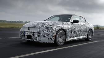 Helt nye BMW 2-serie Coupé: Med svingene i sikte