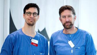 Max Gordon och Mats Salemyr Danderyds sjukhus.jpg