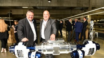 Andreas Rimkus MdB, und Ralf Merkelbach (BPW)