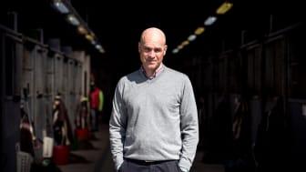 Lennart Jr Reuterskiöld har vunnit tre av de senaste sex upplagorna av Svenskt Derby. Foto: Elina Björklund
