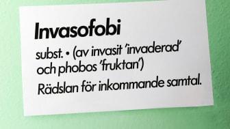 Var tredje ung rädd för inkommande samtal – En av Sveriges vanligaste fobier