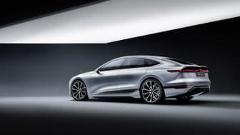 Audi A6 e-tron concept (Shanghai 2021)