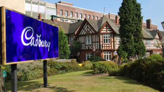 Mondelez International to invest £15 million in Bournville to create a new production line for Cadbury Dairy Milk tablets