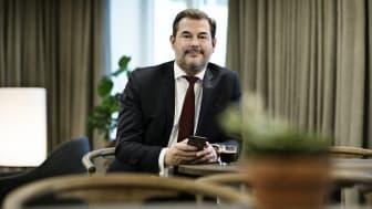 SVP Jacob Hahn Michelsen - Public & Private