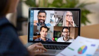 Online trening for å nå ut til flere mennesker oftere,  Arom-dekor Academy!