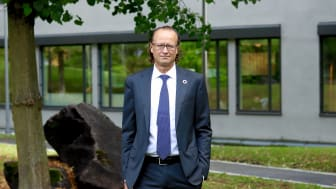 Jan Erik Saugestad, konserndirektør for kapitalforvaltning i Storebrand
