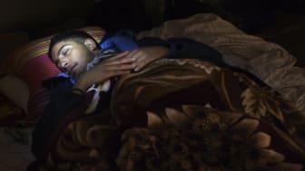 WHEN YOU DREAM: Trinidad Carrillos bilder från palestinska hungerstrejken 7 november på Göteborgs Konsthall