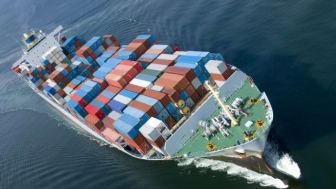 Genrebild, handelsfartyg. Foto: Shutterstock