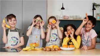 Paulig investerar i Carrot Kitchen – världens första matlagningsapp för barn