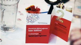Stormöte för kunskapsregionen, 11 november 2011