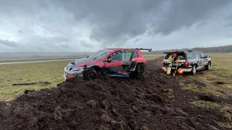 Robin Knutsson, Lestrup Racing Team. Foto: STCC