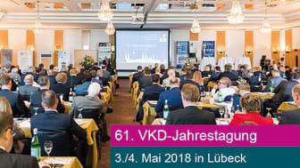 Bildquelle: Christian Köster: 61. VKD-Jahrestagung im Radisson Blu Senator Hotel in Lübeck
