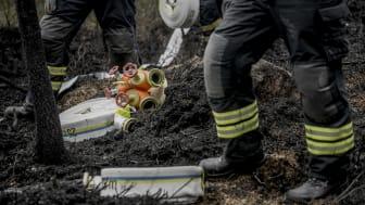 Så har MSB stärkt beredskapen för skogsbränder till 2021