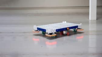 FlexQube's latest cart, the eQart.