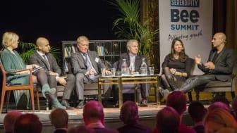 Succé för investerarforumet Bee Summit