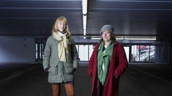 Livscykelanalys av elbilsbatterier, rapportförfattare Mia Romare och Lisbeth Dahllöf