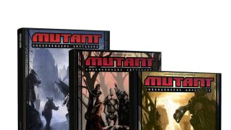 Mutant - Undergångens arvtagare 1