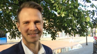 Lars Lundgren, marknadsområdeschef