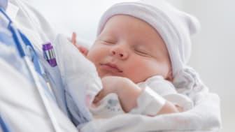 Joanna Cocozzas stiftelse grundades den 24 december 2019 genom en privat donation och har som ändamål att stödja barnmedicinsk forskning vid Linköpings universitet. Foto: SDI Productions