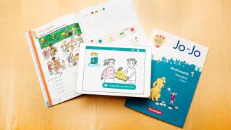Deutsch- und Mathebücher werden lebendig: BuchTaucher-App von Cornelsen